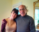 Jennie and Loyd at Thanksgiving